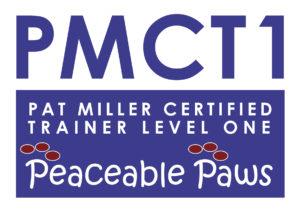 Pat Miller Certified Trainer Level 1 Logo